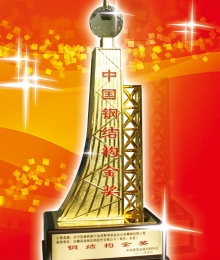 京沪高速铁路IV标段蚌埠南站站台雨棚钢结构工程