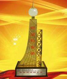中国钢结构金奖--南京明发新城金融大厦
